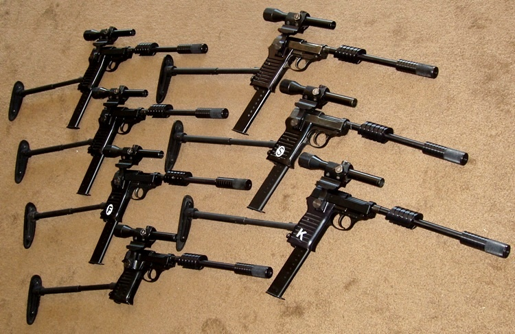 UNCLE SPECIAL CARBINES by TheUncleGun.com
